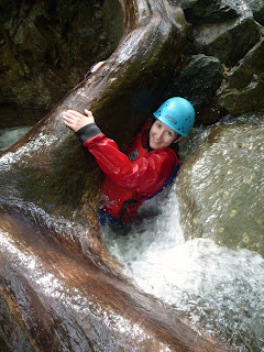 Lake District Ghyll Scrambing Sessions with Kendal Mountaineering Services.