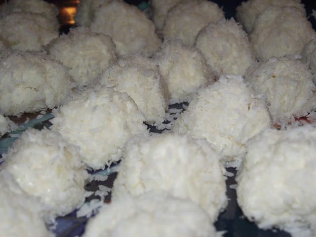 Coconut Snowballs Recipes — Dishmaps