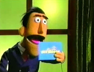 Guy Smiley has hosted a myriad of game shows on Sesame Street . Here