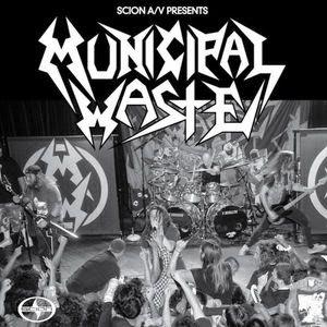 municipal waste discography mega