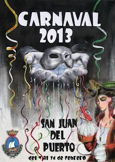 Carnaval 2013 - San Juan del Puerto - Chema Riquelme