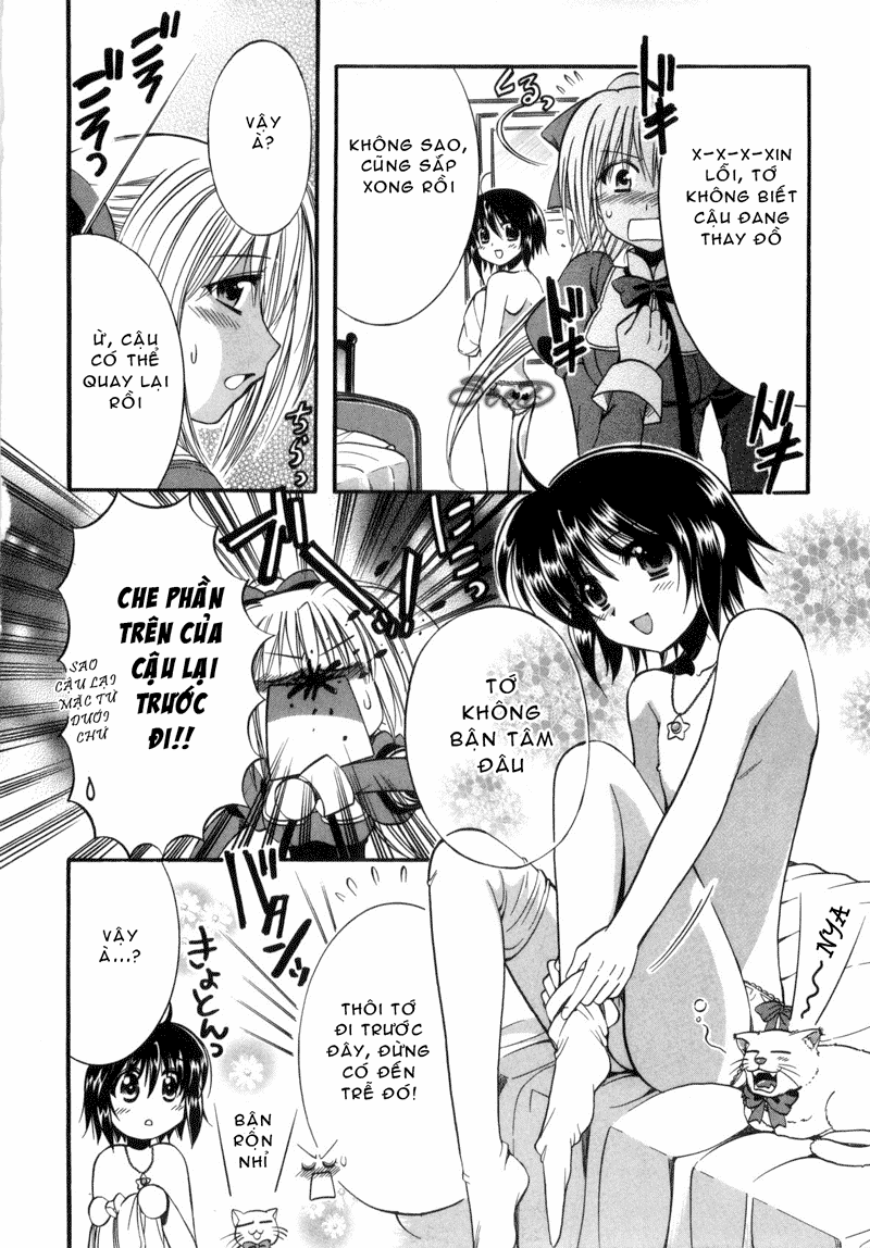 Mei No Naisho Chapter 2 - Trang 2