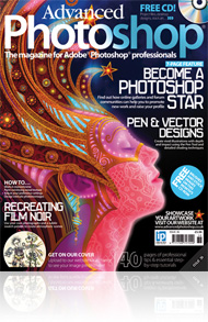 Advanced Photoshop Magazine issue 36