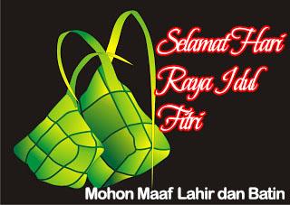 Kata Kata Mutiara Lebaran Idul Fitri 2013