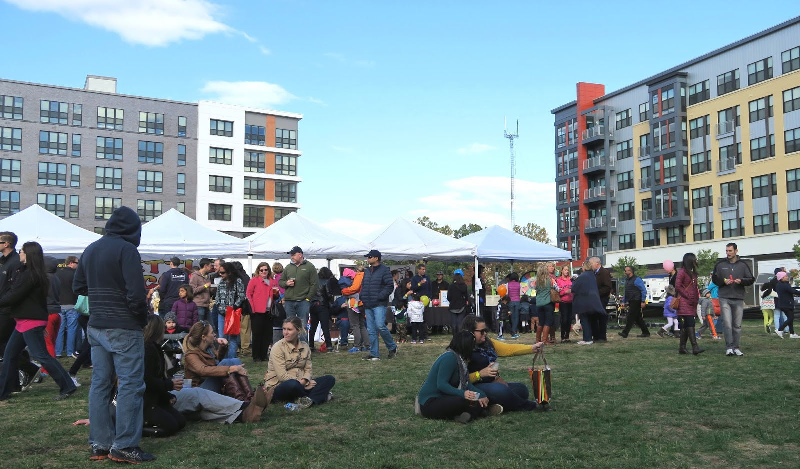 The Annandale Blog Merrifield Fall Festival Shines A Spotlight On Mosaic District
