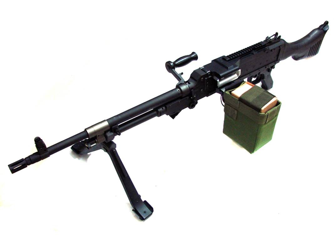 M240b Airsoft M240 Refile | Army and...