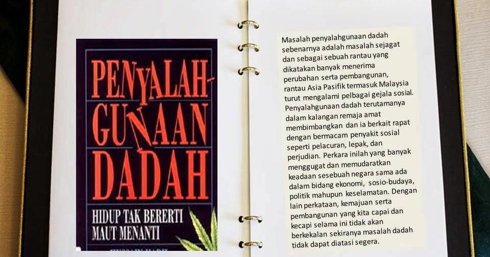Langkah Langkah Menangani Masalah Penyalahgunaan Dadah Di Malaysia Karangan Bahasa Melayu Pmr