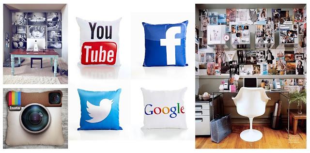social media inspired interiors