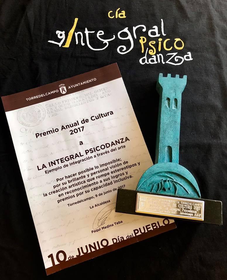 Premio Anual de la Villa 2017.             Ayto. Torredelcampo