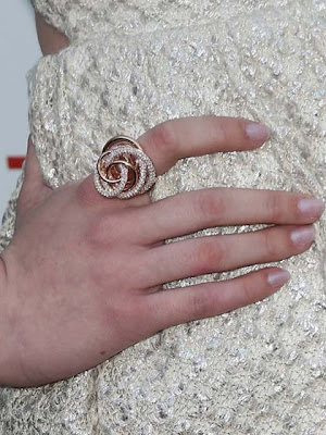 McKaley Miller Diamond Ring