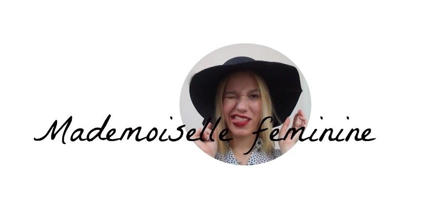Mademoiselle féminine