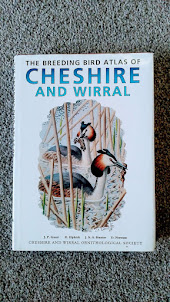 Breeding Bird Atlas Cheshire and Wirral