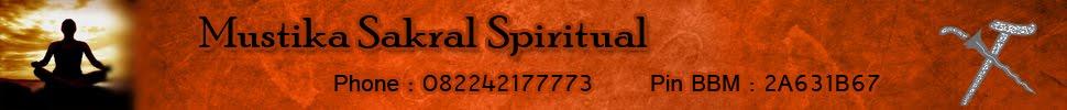 MUSTIKA SAKRAL SPIRITUAL