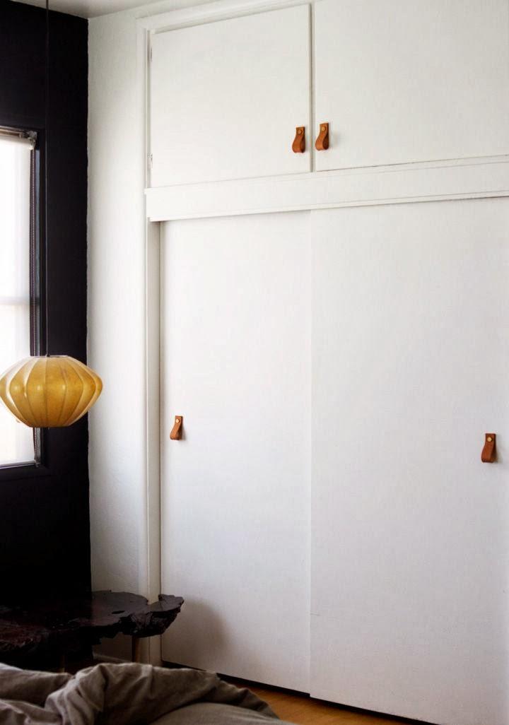 Okissia ideas para transformar un armario empotrado por - Tiradores para armarios empotrados ...