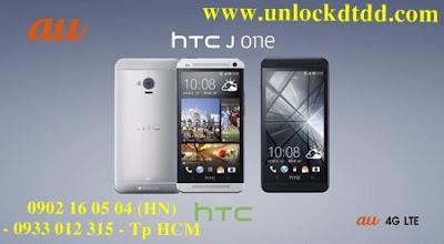 Tai sao phai unlock mo mang HTC J one HTL22 aukiddi
