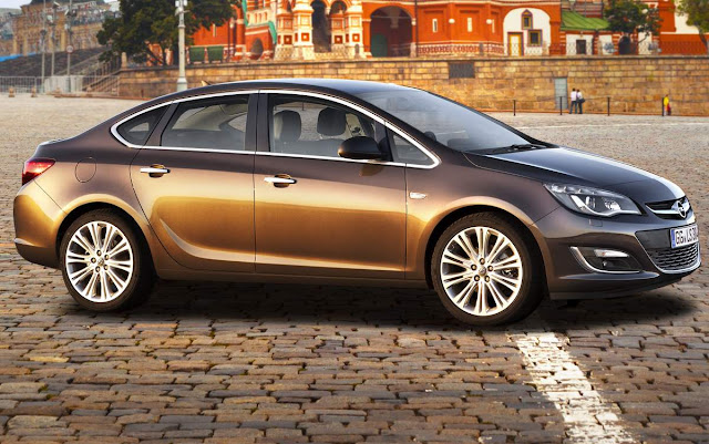 Opel Insignía