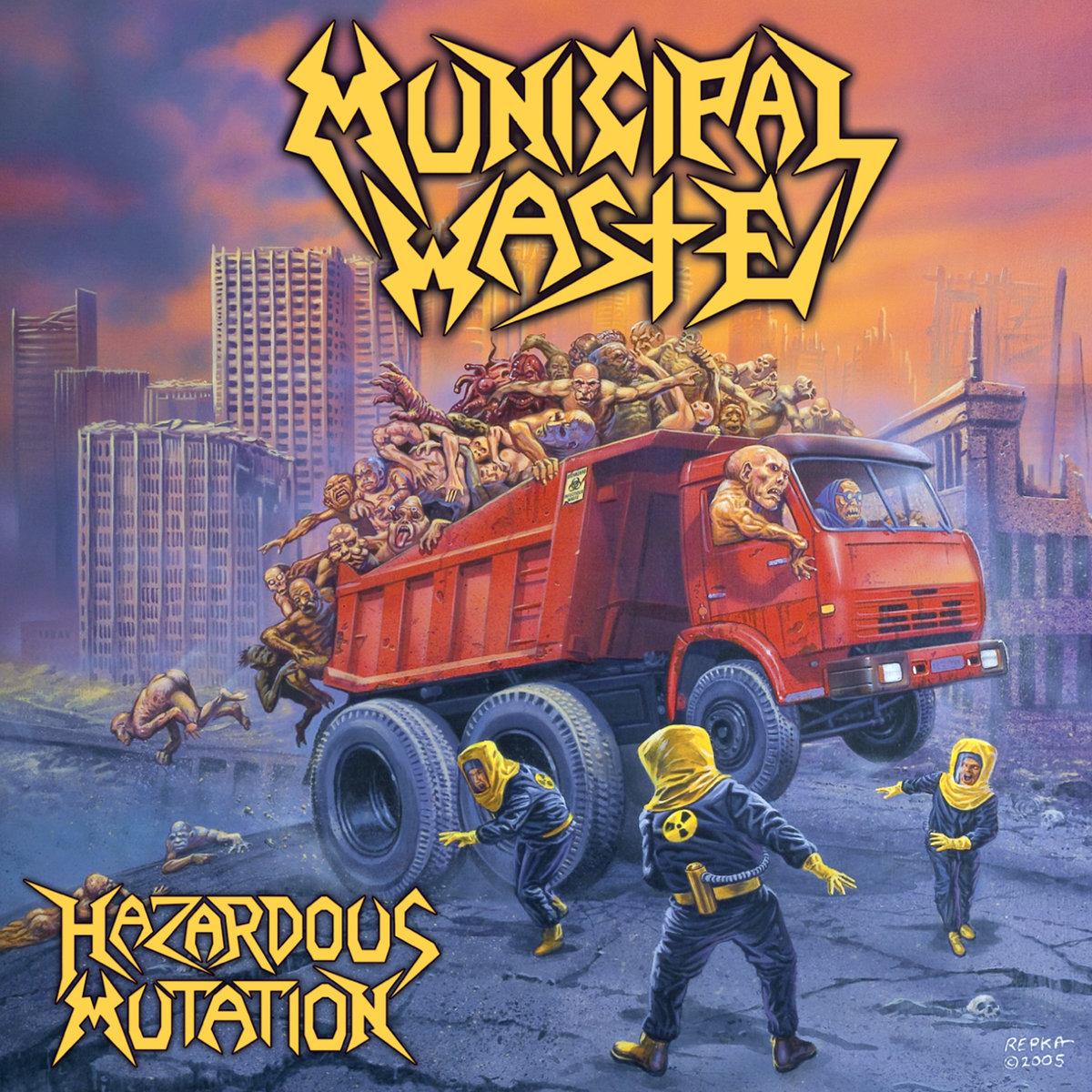 Resultado de imagen para municipal waste hazardous mutation