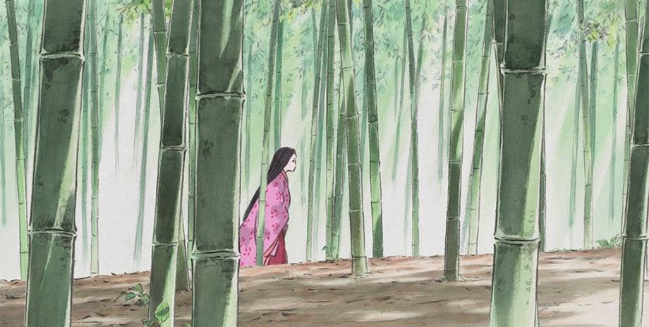 El cuento de la princesa Kaguya (Kaguyahime no monogatari)