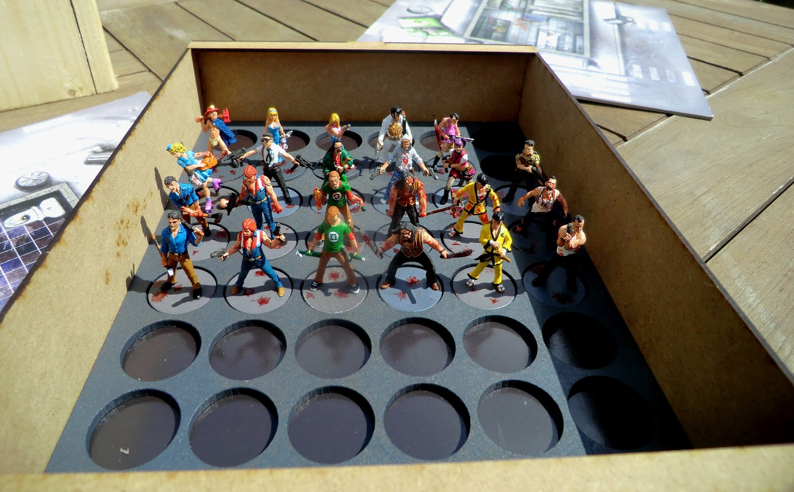 Zombicide Zombiecide Storage Crisis Solved Cheap
