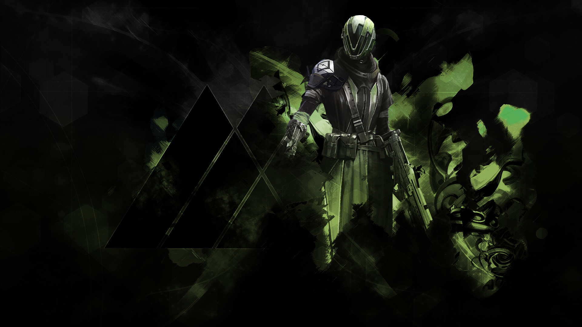 warlock class destiny wallpaper hd