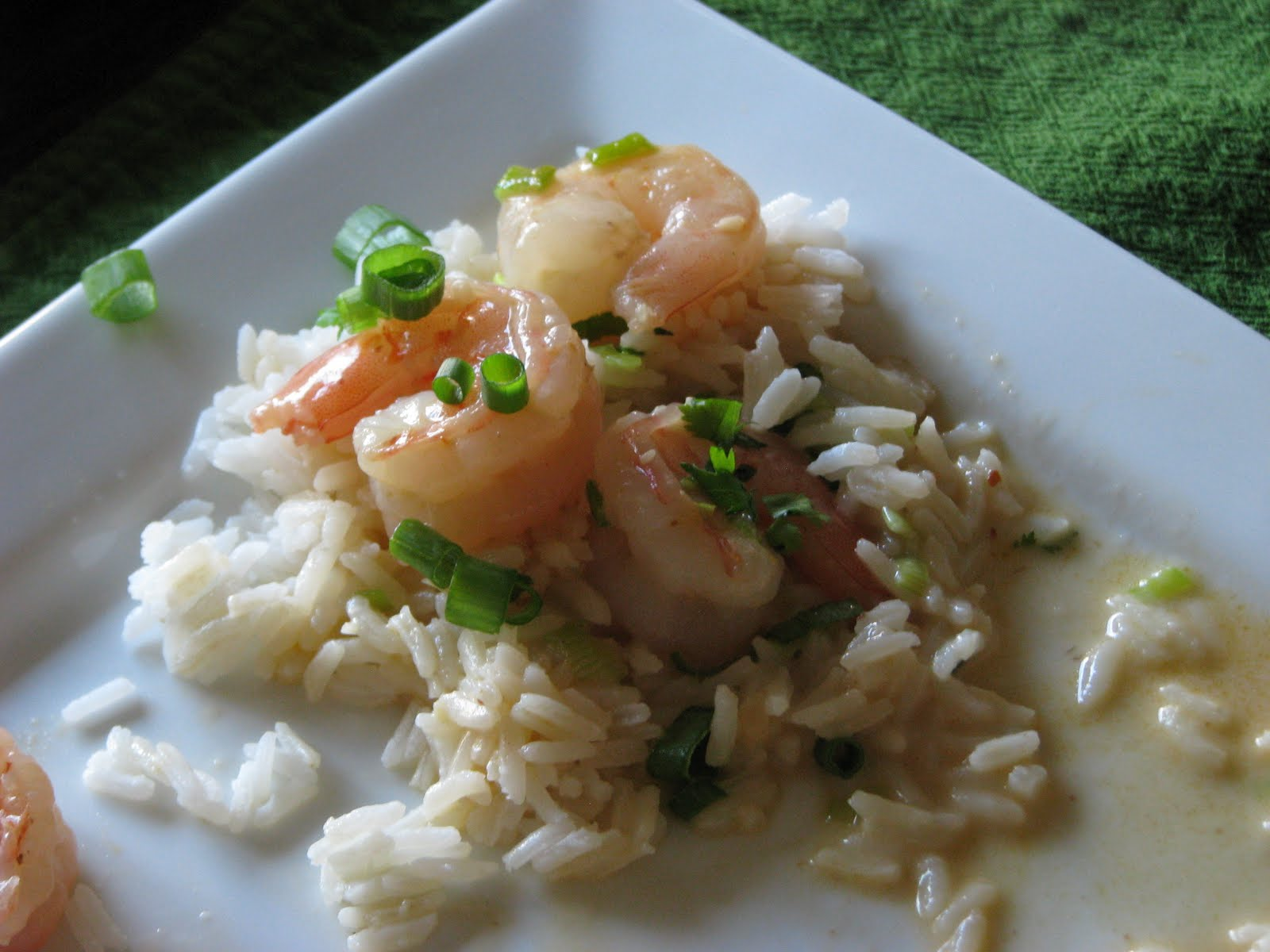 TheFultonGirls: Thai Coconut Curry Shrimp