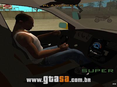 Auto Fix - Dar Partida em Veículos para GTA San Andreas