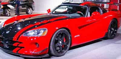 2017 Dodge Viper Rumors