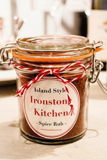 Island Style Spice Rub