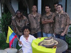 Nicoyembe de La Voz Colombia Nicoyembe Nicolas Rodriguez del equipo de ...