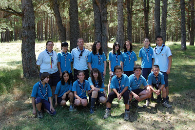 TROPA ALMENARA 2008/09