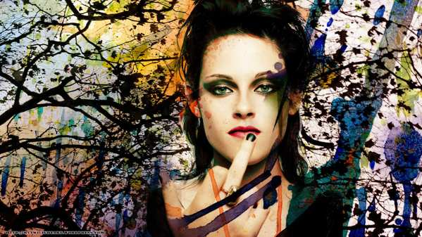 Kristen Stewart Photoshop