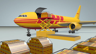 dhl express air cargo, dhl cargo, dhl freight, dhl world flight