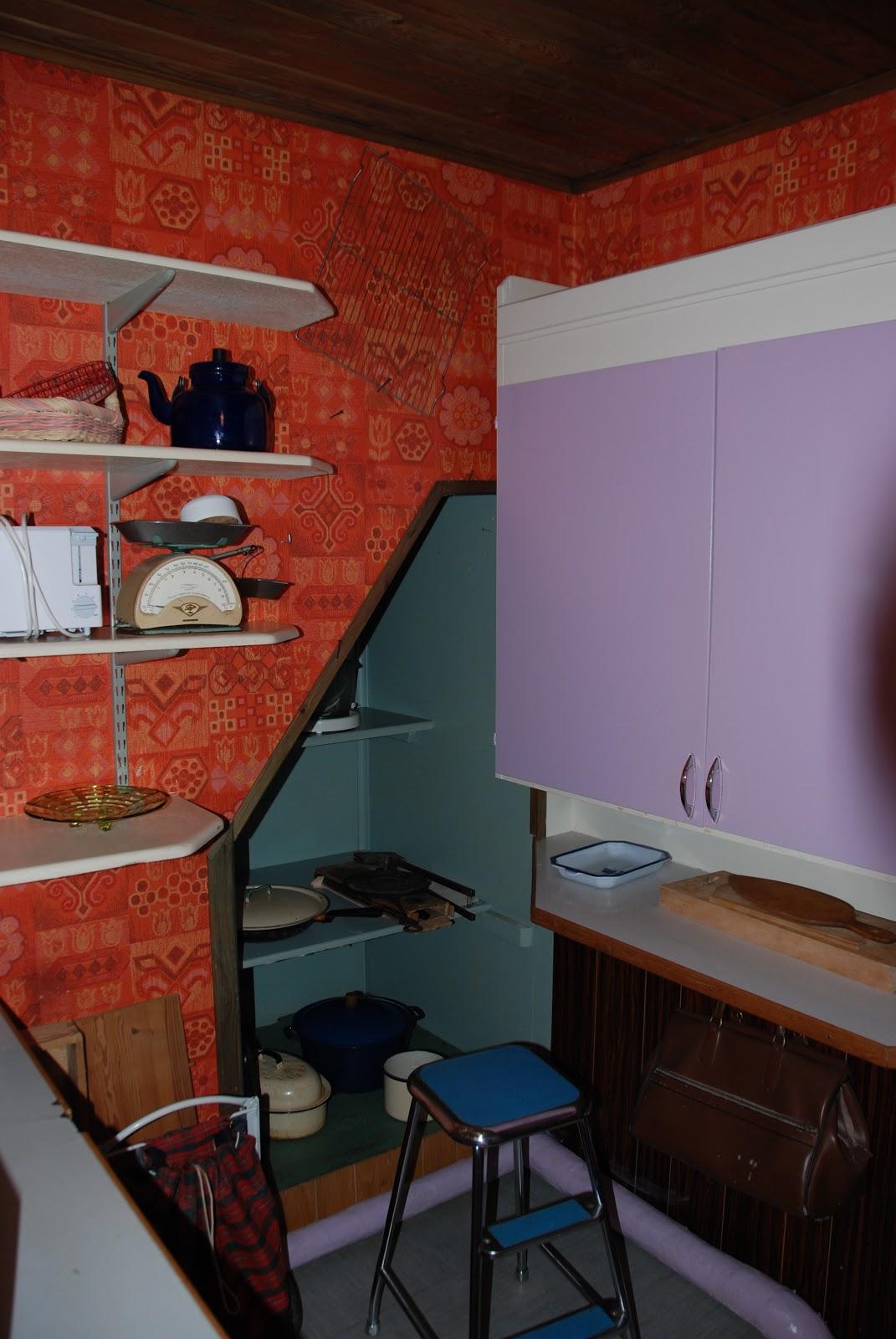 Livet i Lerberget: Rivningshistorik - blivande badrum