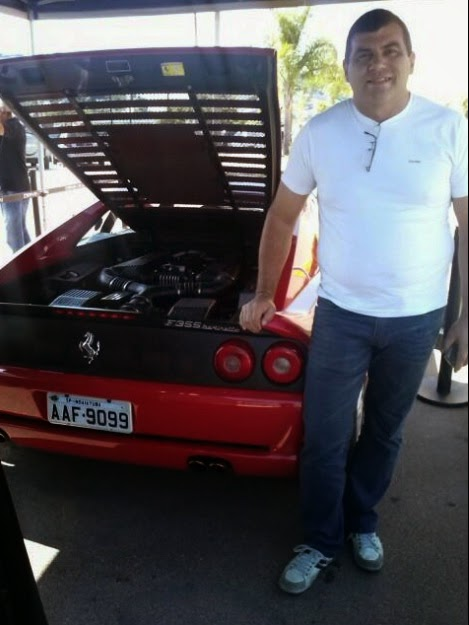 Ferrari em sampa