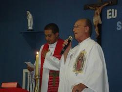 Missa Diocesana- Pe.Ernesto e Pe. Carlos