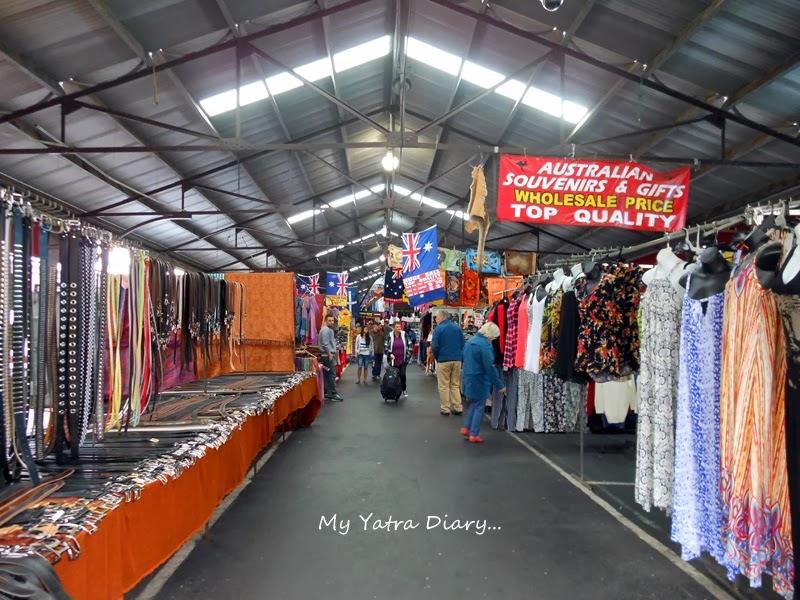 Queen Victoria Market, Melbourne Australia
