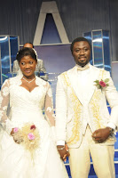 mercy johnson wedding pics