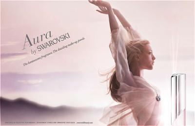Perfume Aura de Swarovski