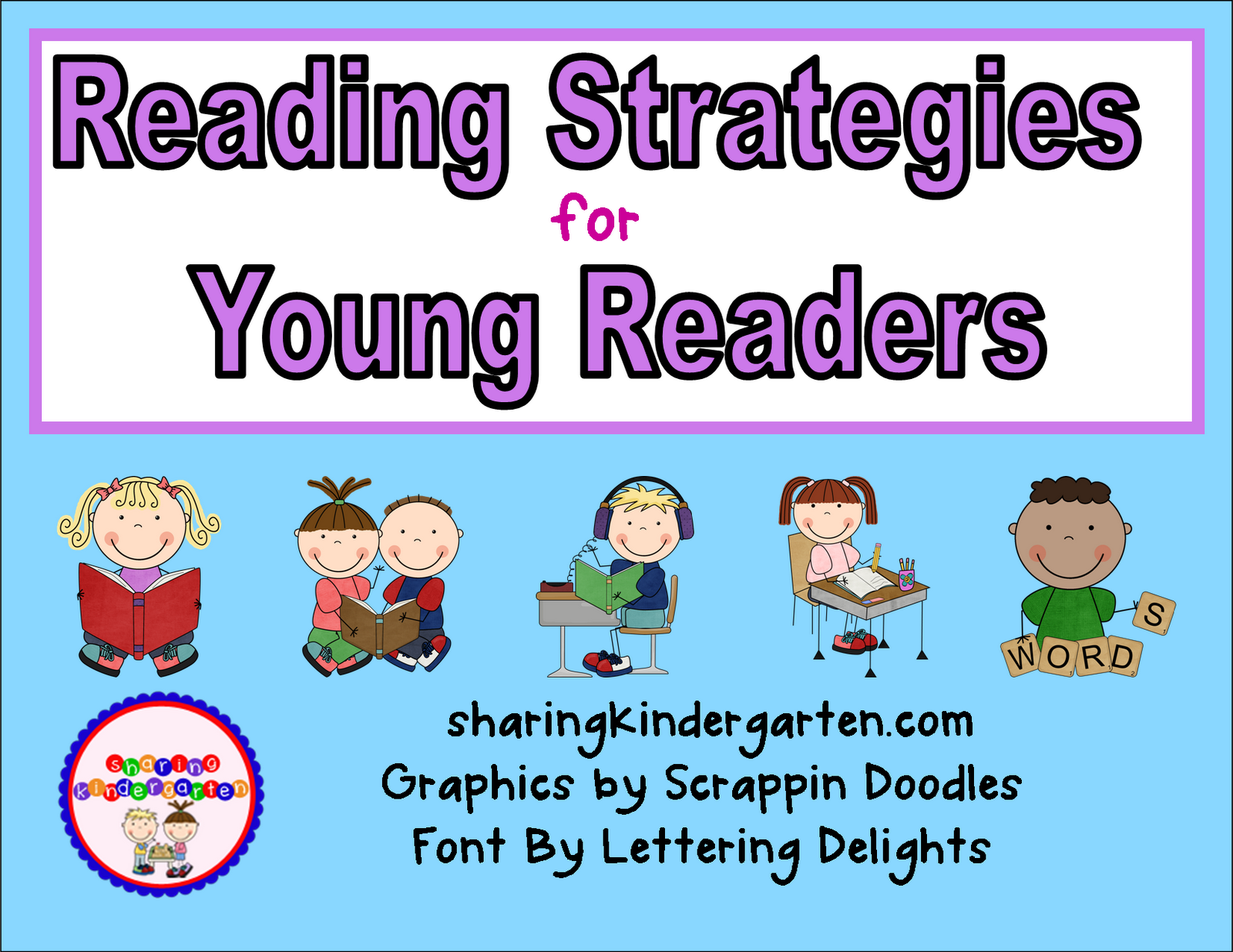 Worksheet Kindergarten Readers reading strategies sharing kindergarten here is the one for readers first grade