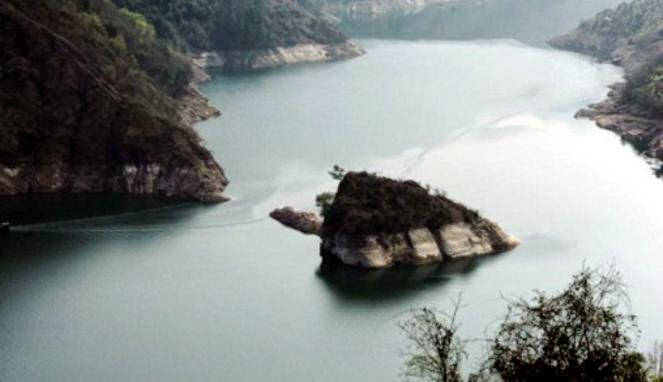 Pulau Kura-Kura di Tiongkok