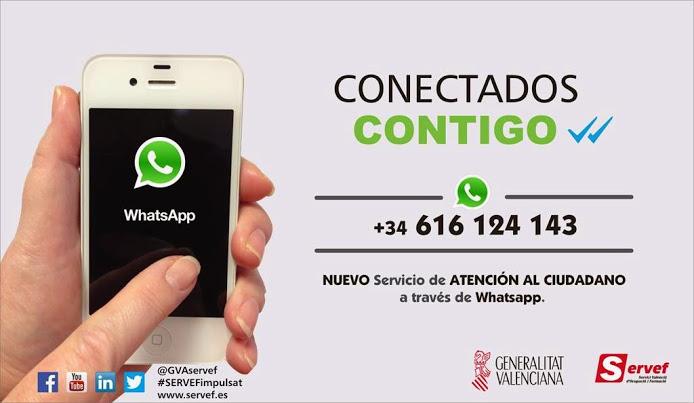Whatsapp Servef