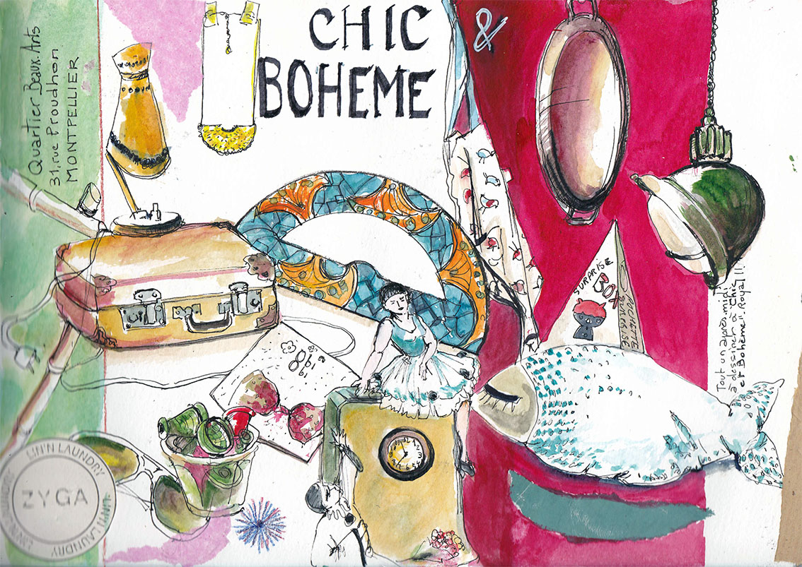 Chic et Bohème