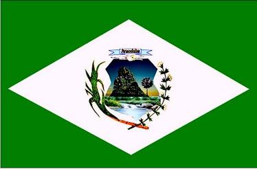 BANDEIRA DE ARACOIABA - CEARÁ