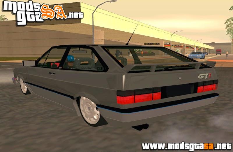 SA - Vw Gol GTi 1989 Edit na Fixa