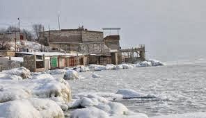 Suara Laut Hitam yang membeku, Ukraina