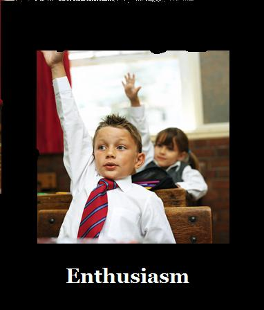 AaaDee: Enthusiasm..!!