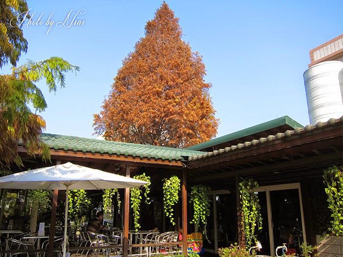 【彰化田尾餐廳】全得玫瑰園。隱身鄉間小路的歐式庭園咖啡廳