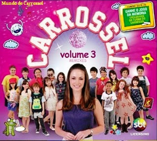 Carrossel Volume 3 Remixes   2013