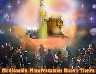 Hoy me gustaría invitarlos a meditar y reflexionar sobre la Nueva Tierra y el Nuevo Cielo: