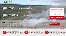 Registo para queimas (ICNF)